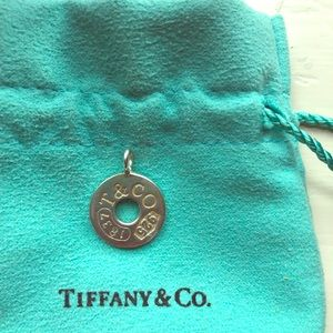 Authentic Tiffany & Co.  Necklace Charm